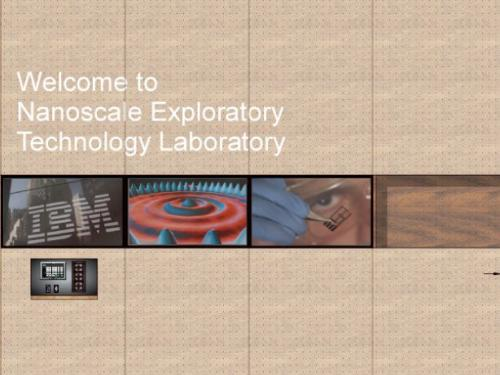 IBM Nanotech entry